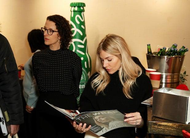 "Tara Miele and Sienna Mellier of ""Wander Darkly"""