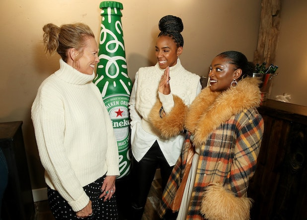 Toni Collette, Kelly Rowland and Yaani King