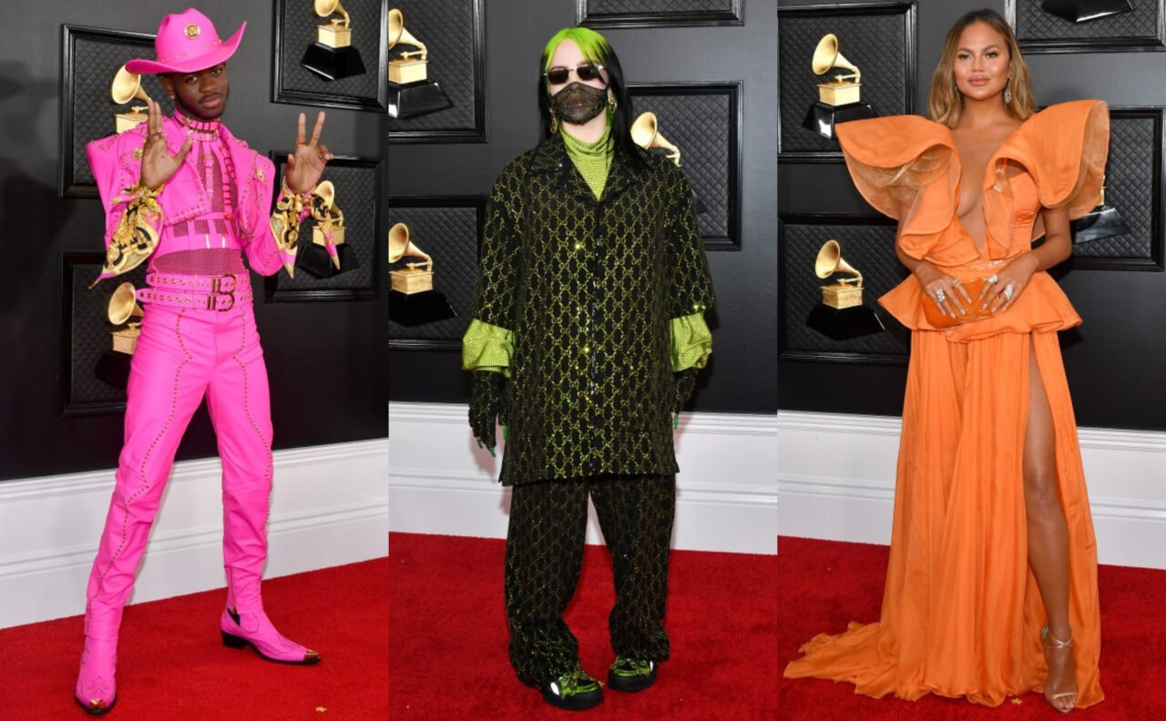 2020 Grammy Awards Red Carpet