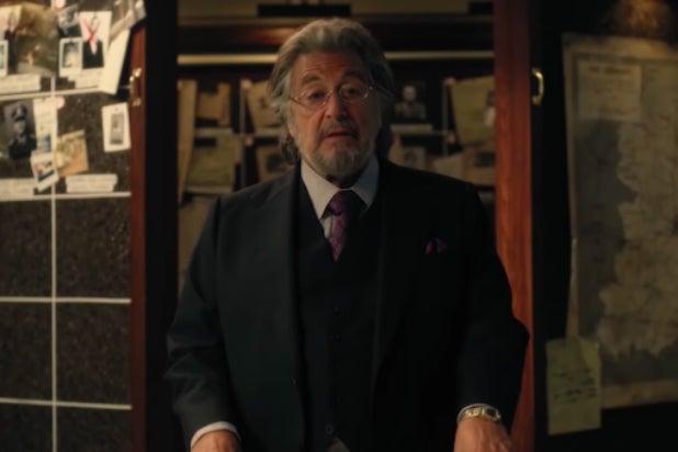 Al Pacino in 'Hunters'