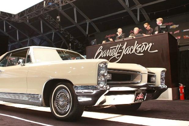 Barrett-Jackson Auto Auction