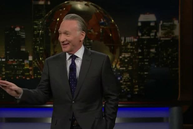 Bill Maher Impeachment Bummed Out