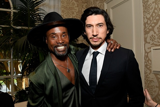 Billy Porter Adam Driver