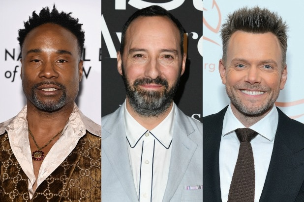 Billy Porter Tony Hale Joel McHale