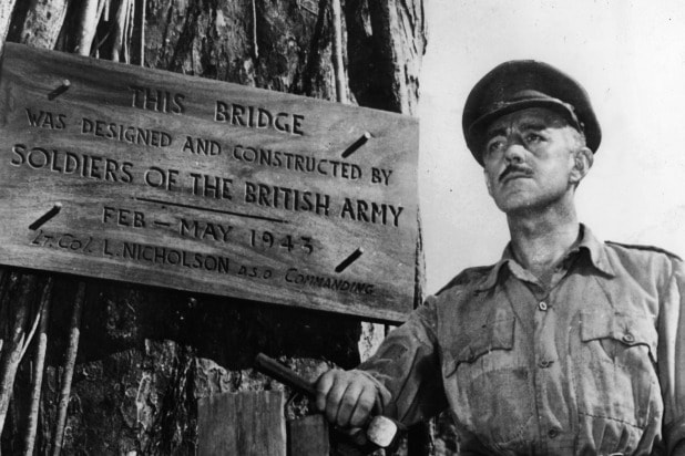 Bridge On The River Kwai Alec Guinness
