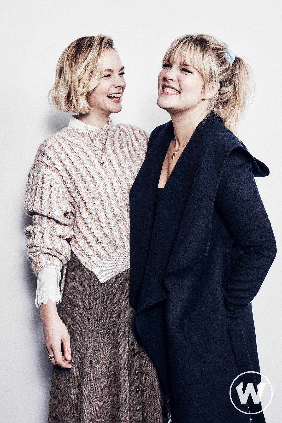 Carey Mulligan and Emerald Fennell, Promising Young Woman