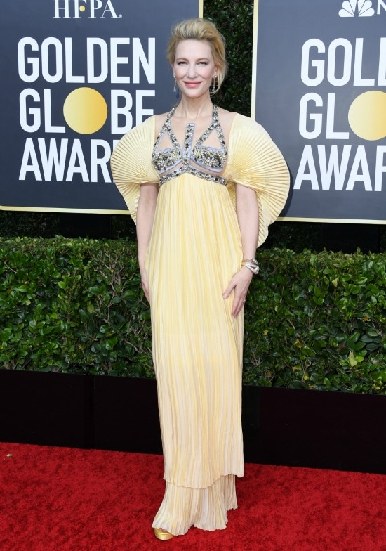 Cate Blanchett Golden Globes 2020