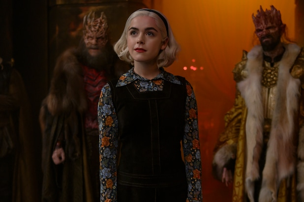 Chilling Adventures of Sabrina Season 3 Finale