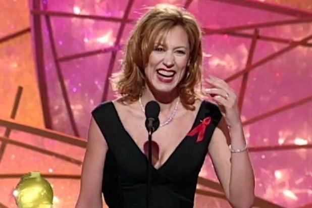Christine Lahti Golden Globes