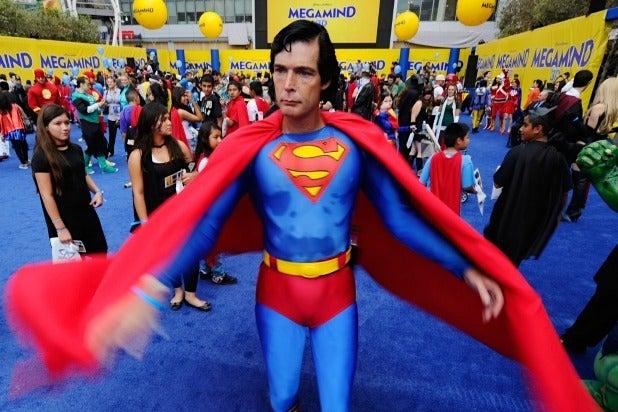 Christopher Dennis Superman
