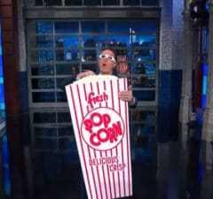 Colbert Parnas Popcorn Trump
