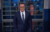 Colbert Trump Imminent Eminent