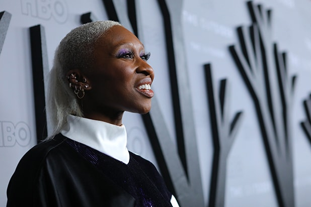 Cynthia Erivo Talent Show