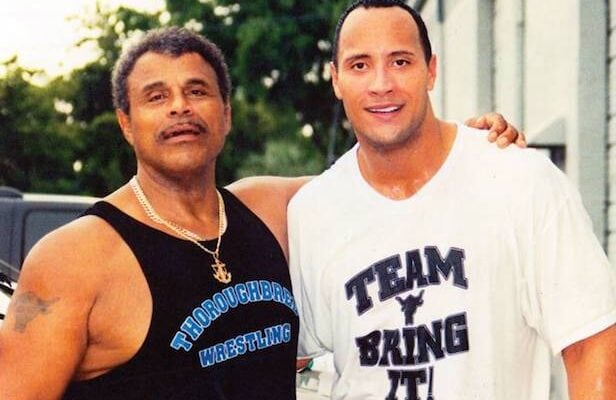 Dwayne Johnson Reveals Father Rocky Johnson S Cause Of Death Video