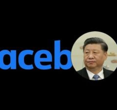 Facebook Chinese Leader Xi Jinping