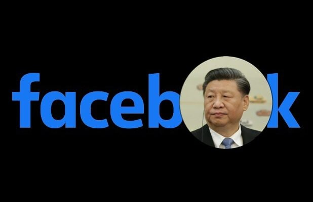 Facebook Chinese Leader Xi Jinping