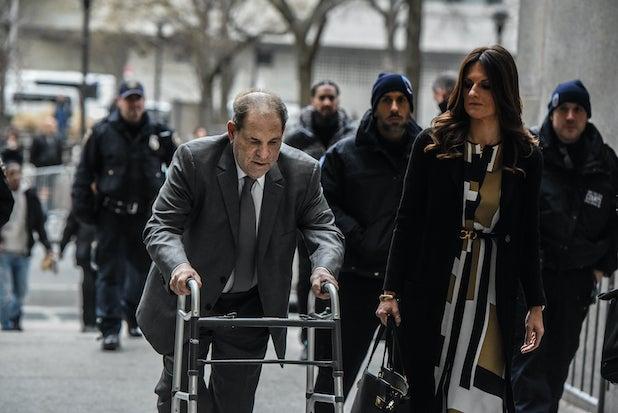 Harvey Weinstein trial day 2