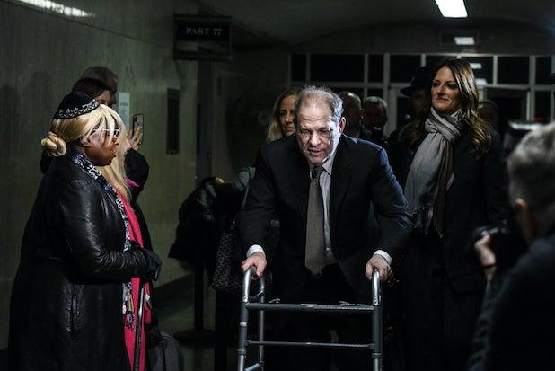 Harvey Weinstein Day 3