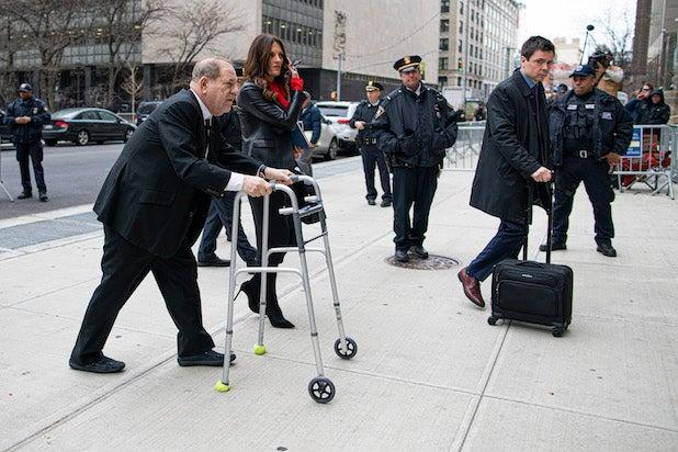 Harvey Weinstein day 5