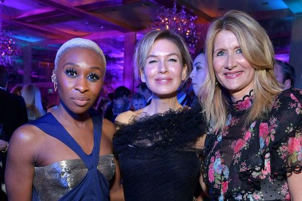 Cynthia Erivo Renee Zellweger Laura Dern Palm Springs Film Festival 2020