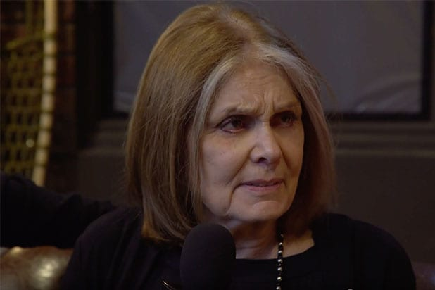 Gloria Steinem Sundance Glorias