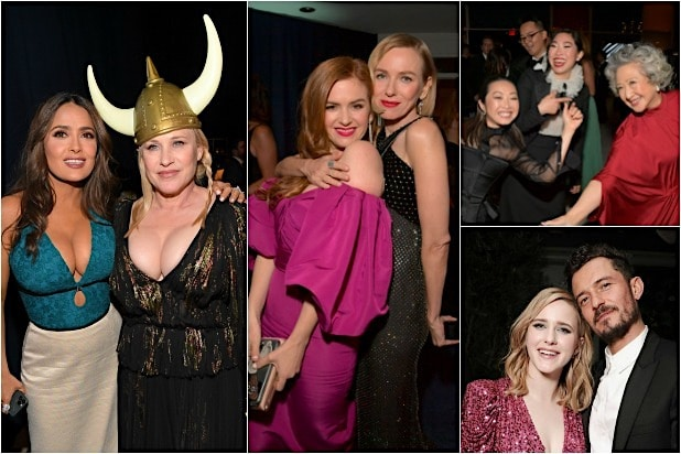Golden Globes 2020 Party Report