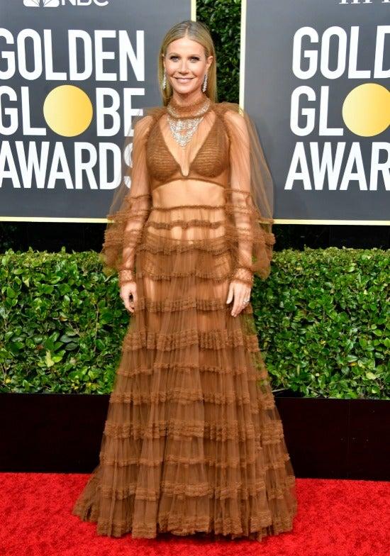 Gwyneth Paltrow Golden Globes 2020