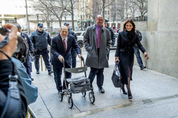 Harvey Weinstein Jan 28