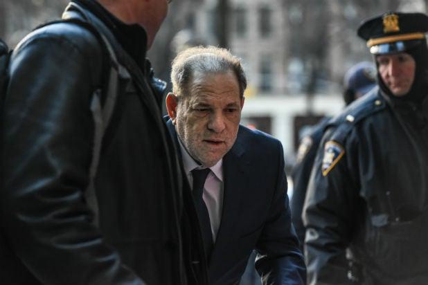 Harvey Weinstein Jan 9