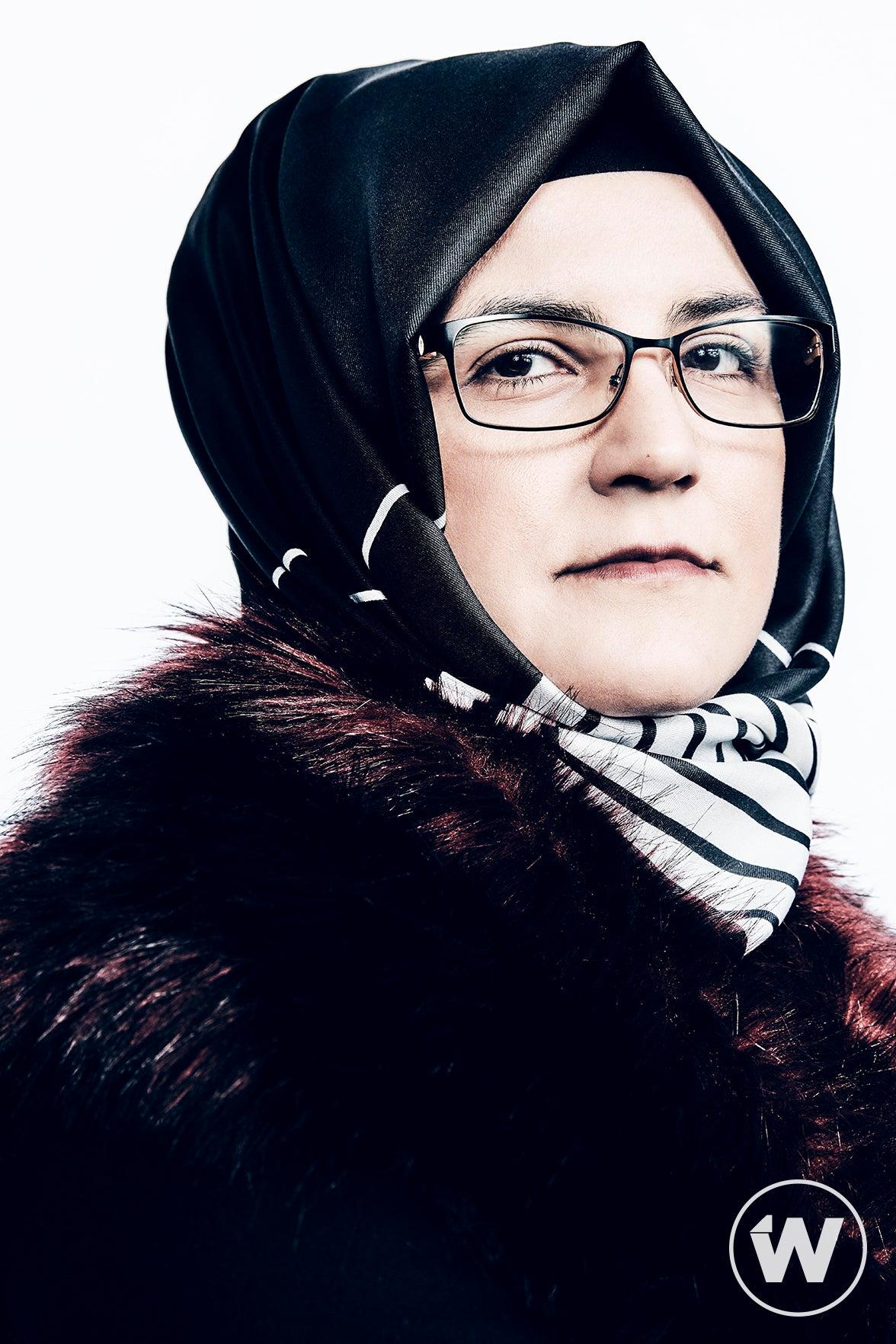 Hatice Cengiz, The Dissident