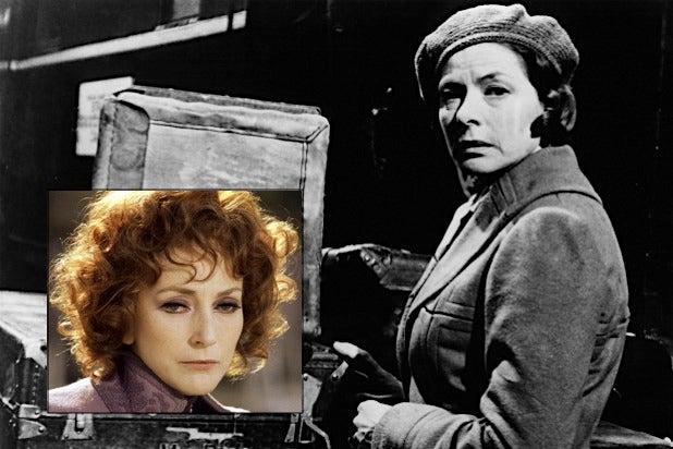 Ingrid Bergman Valentina Cortese