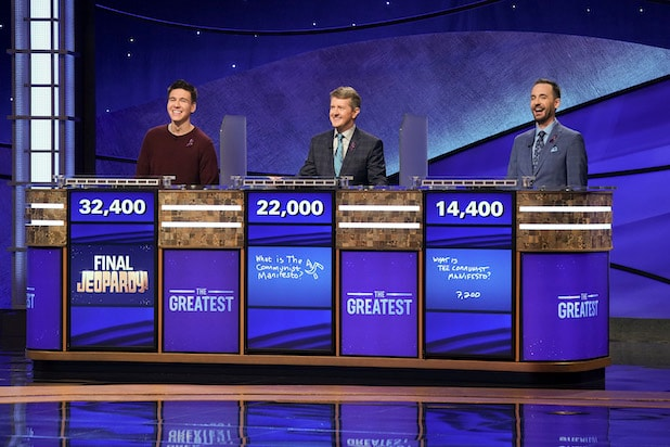 Ratings: 'Jeopardy: GOAT' Grows Already Huge Debut Audience on Night 2