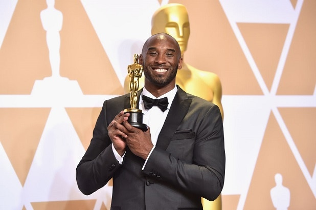 Kobe Bryant 2018 Oscars