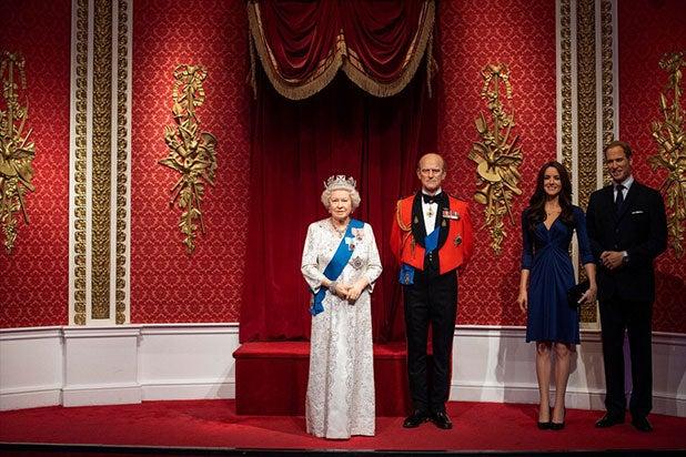 Madame Tussauds Meghan Markle Prince Harry