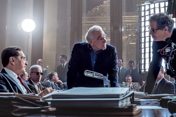 Martin Scorsese Irishman