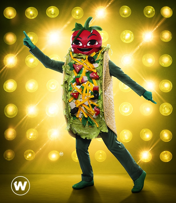 The Masked Singer Season 3: The Taco