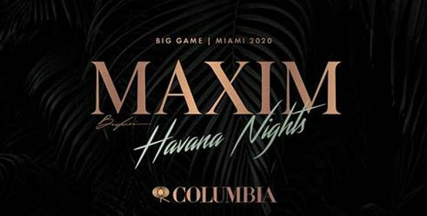 Maxim Super Bowl LIV