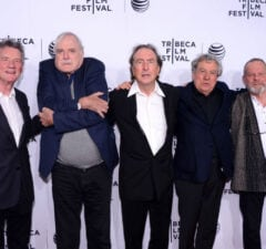 Michael Palin John Cleese Eric Idle Terry Jones and Terry Gilliam