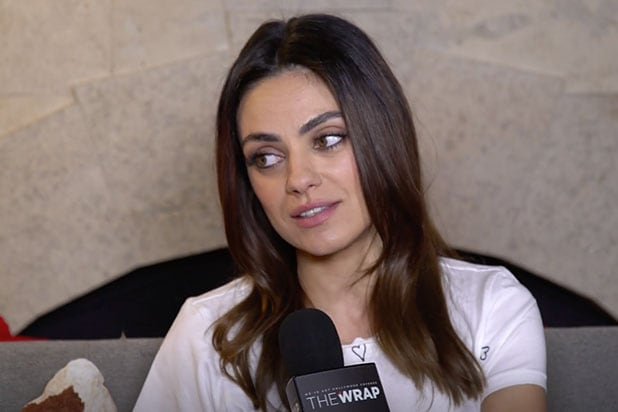 Mila Kunis Says She Was as Thin for 'Four Good Days' as She Was for 'Black Swan' (Video)