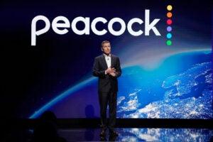peacock steve burke