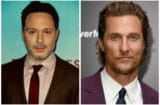 Nic Pizzolatto and Matthew McConaughey