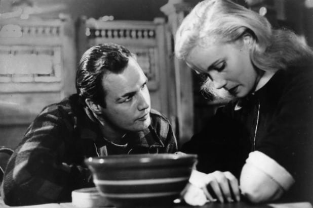 On The Waterfront Brando Eva Marie Saint