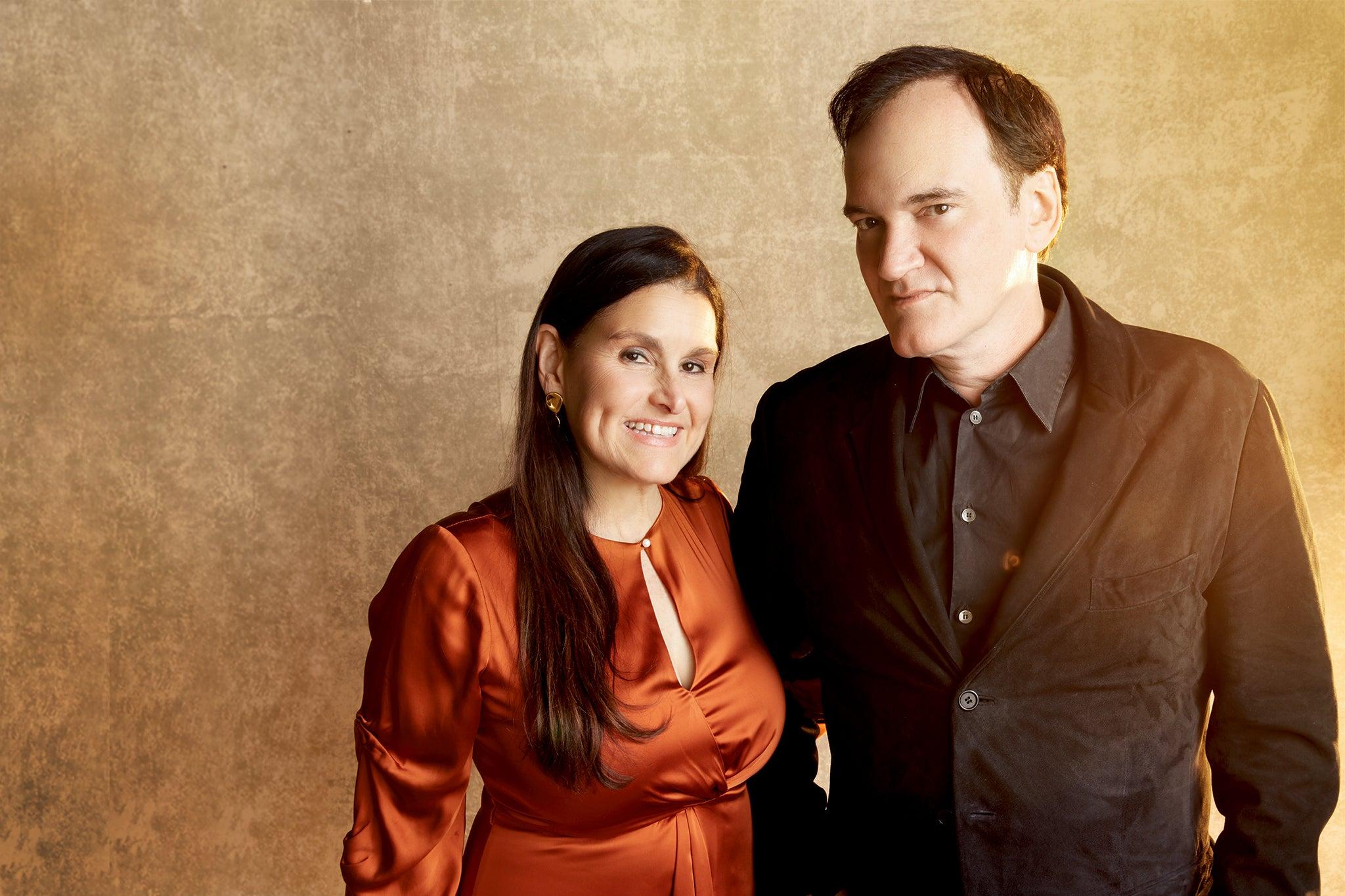 Shannon McIntosh, Quentin Tarantino