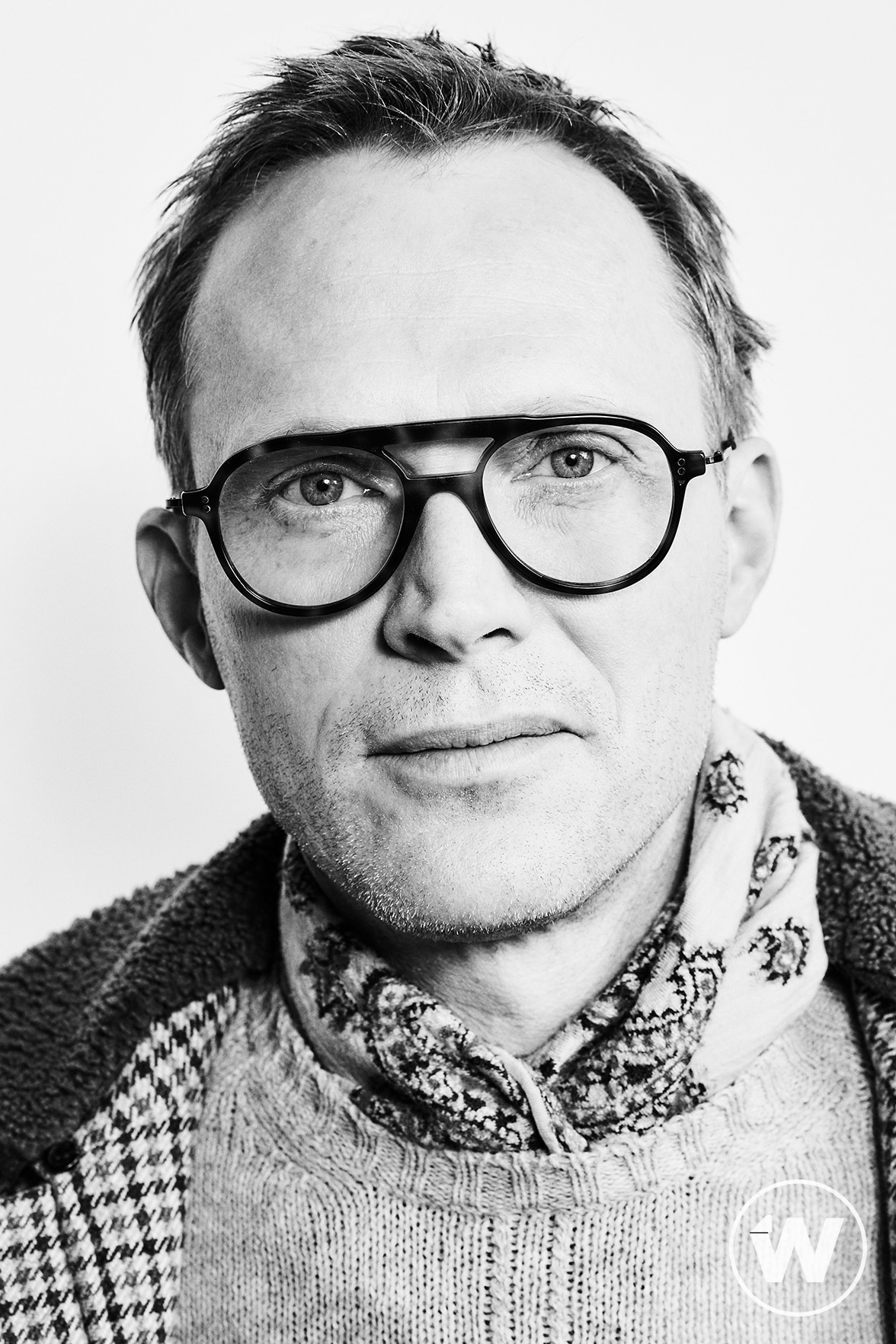Paul Bettany, Uncle Frank