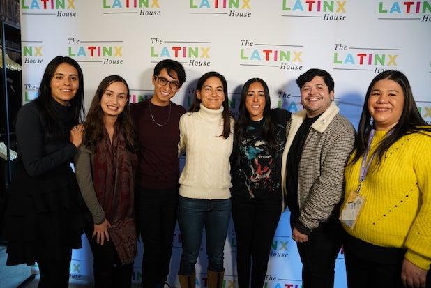 Latinx Panel Sundance