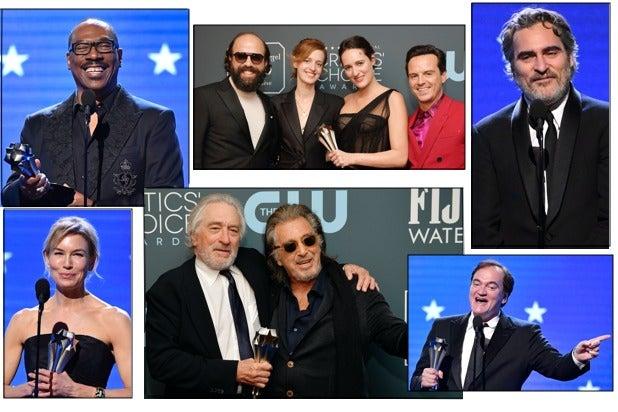 Critics Choice Awards 2020 winners list