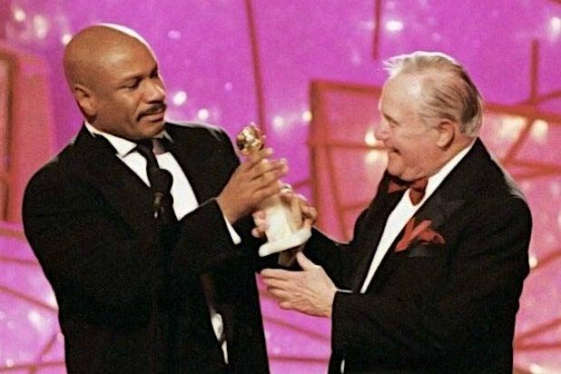Ving Rhames Jack Lemmon Golden Globes