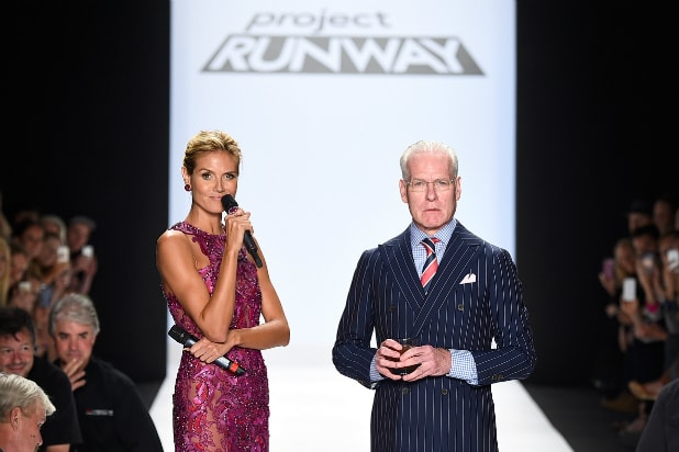 Heidi Klum And Tim Gunn Explain Why They Left Project Runway