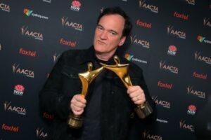 Quentin Tarantino AACTA