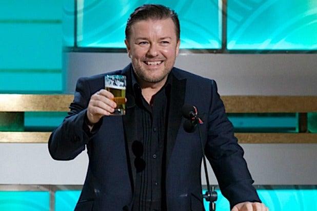Ricky Gervais Golden Globes(1)